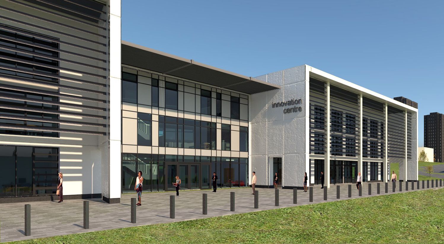 Innovation Centre at University of Essex